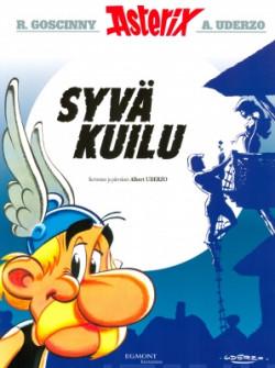Asterix 25: Syv� kuilu