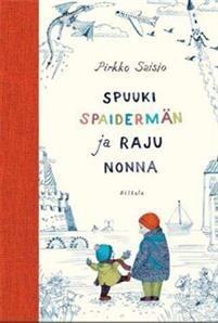 Spuuki Spaidermän ja raju Nonna Saisio, Pirkko