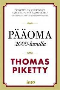 Pääoma 2000-luvulla Piketty, Thomas