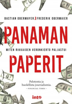 Panaman paperit Obermayer, Bastian & Obermaier, Frederik