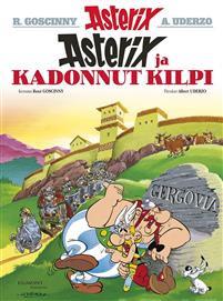 Asterix 11: Asterix ja kadonnut kilpi