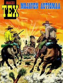 Maxi-Tex Mojave autiomaa