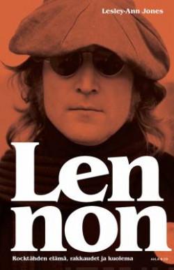Lennon � Rockt�hden el�m�, rakkaudet ja kuolema