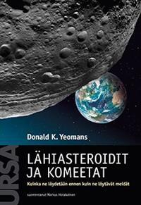 L�hiasteroidit ja komeetat