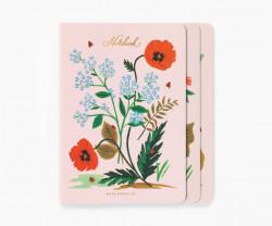 Botanical Stiched Notebooks