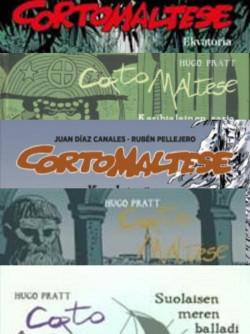 Viisi Corto Maltese -sarjakuvaa