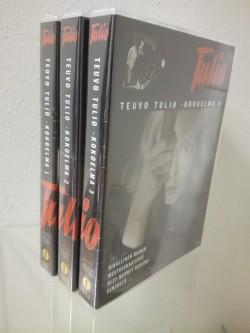 Teuvo Tulio kokoelma 1-3 12-DVD Tulio, Teuvo